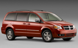 Minivan Toronto Car Rentals Deals