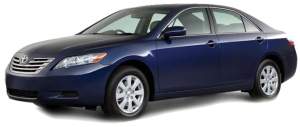 Full Size Car: Camry or similar